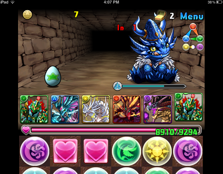 765x596 > Puzzle & Dragons Wallpapers