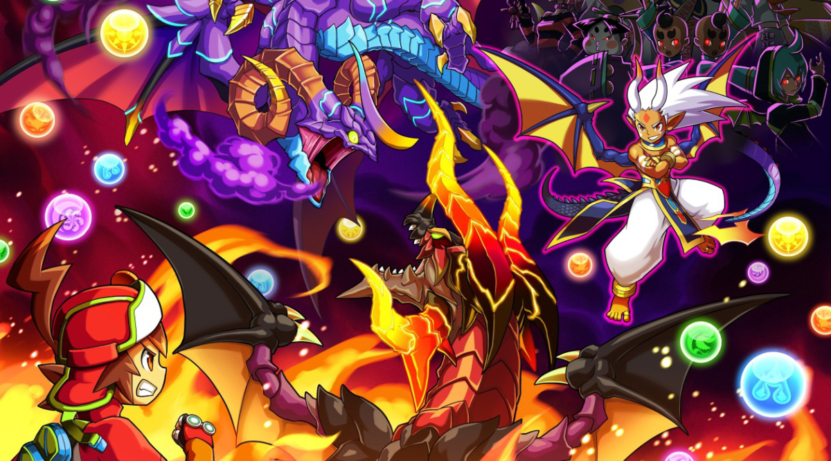 HQ Puzzle & Dragons Wallpapers | File 821.89Kb