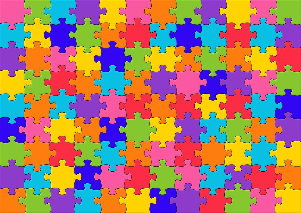 Nice Images Collection: Puzzle Desktop Wallpapers