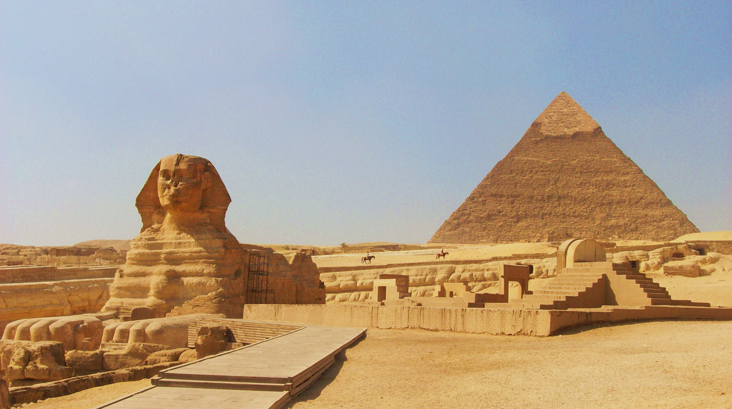 Nice Images Collection: Pyramid Desktop Wallpapers