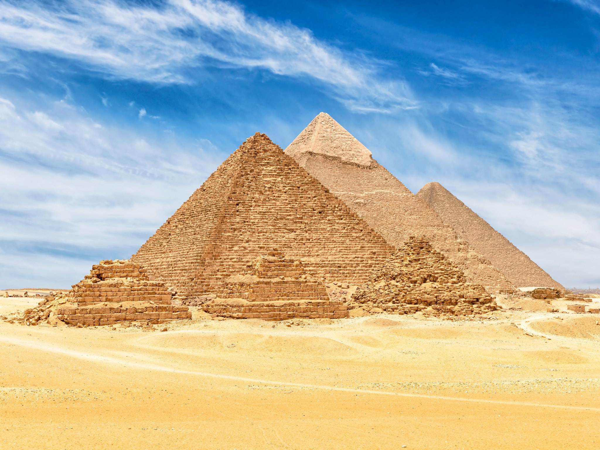 Pyramid Backgrounds, Compatible - PC, Mobile, Gadgets| 2048x1536 px