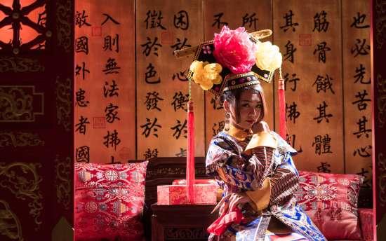 Images of Qián Fūrén   550x344