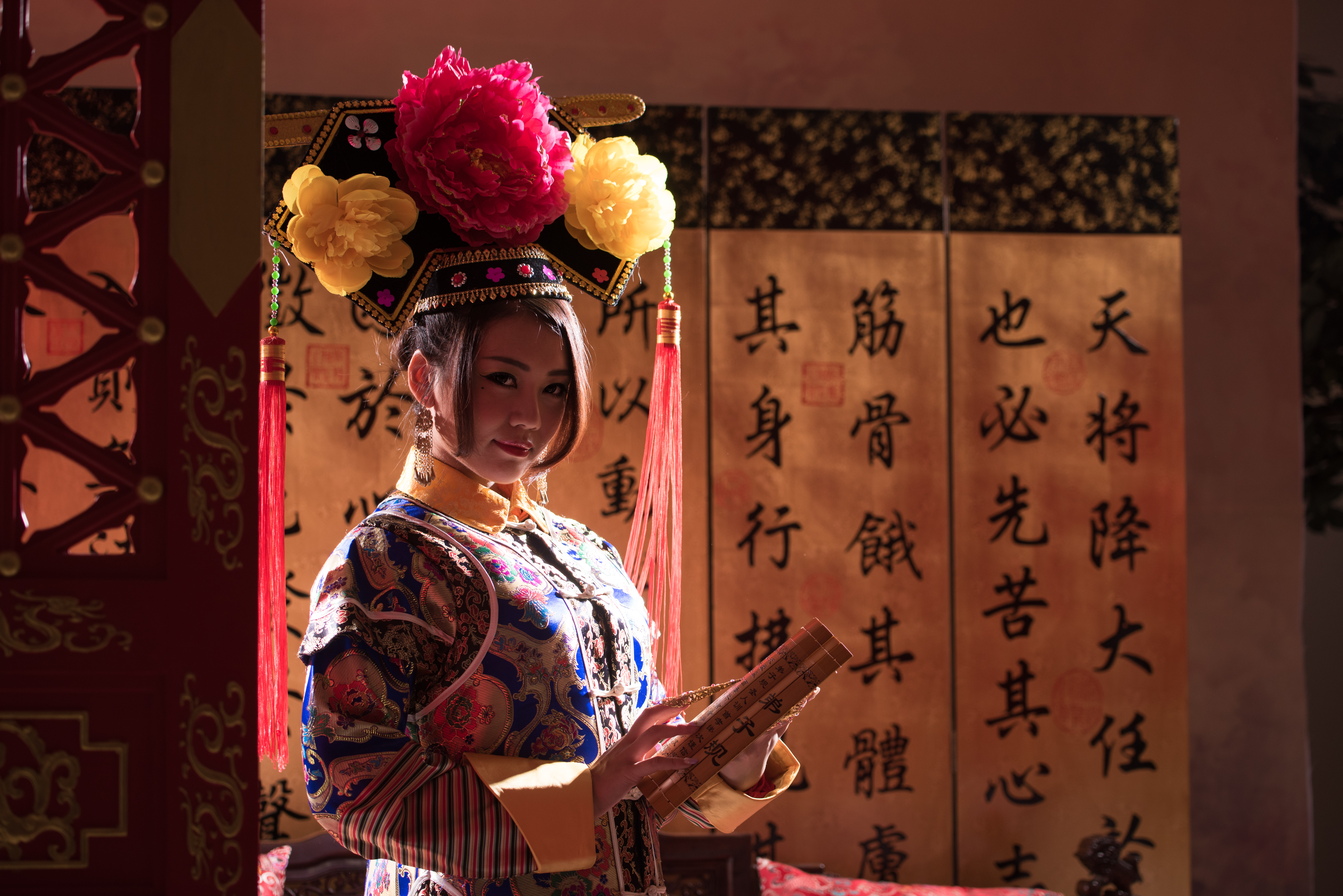 Qián Fūrén Pics, Women Collection