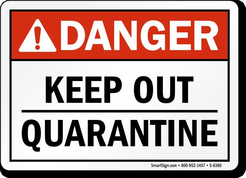 HQ Quarantine Wallpapers   File 57.35Kb