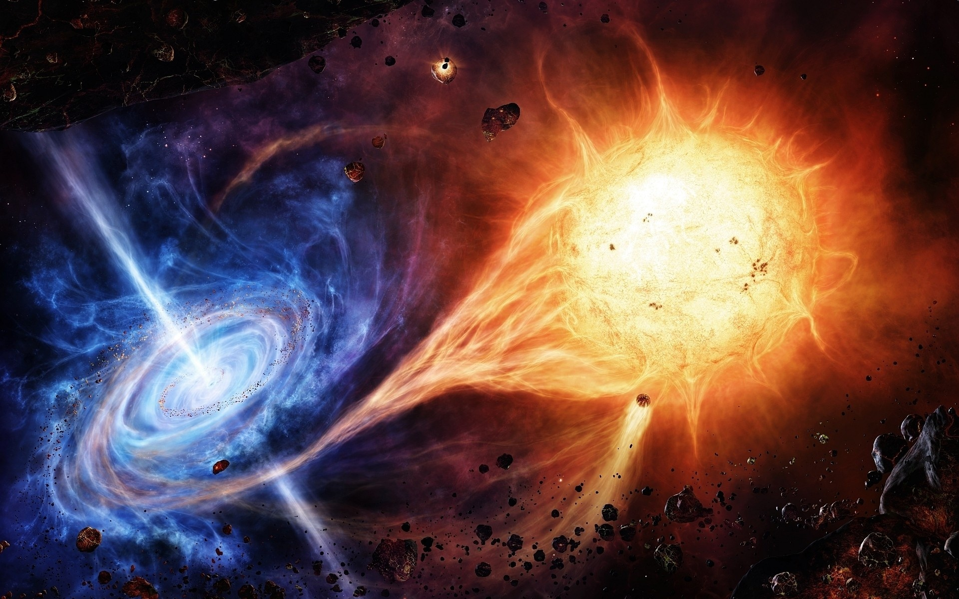 Quasar Pics, Sci Fi Collection