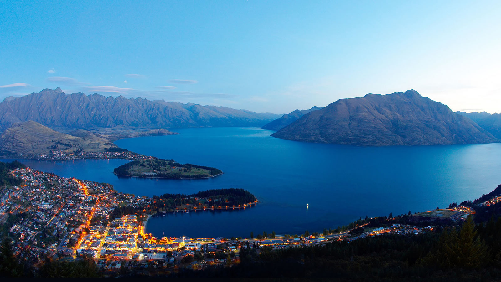 Queenstown New Zealand Wallpapers Man Made Hq Queenstown New Zealand Pictures 4k Wallpapers 2019