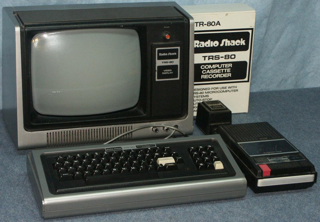 Amazing Radio Shack TRS-80 Pictures & Backgrounds