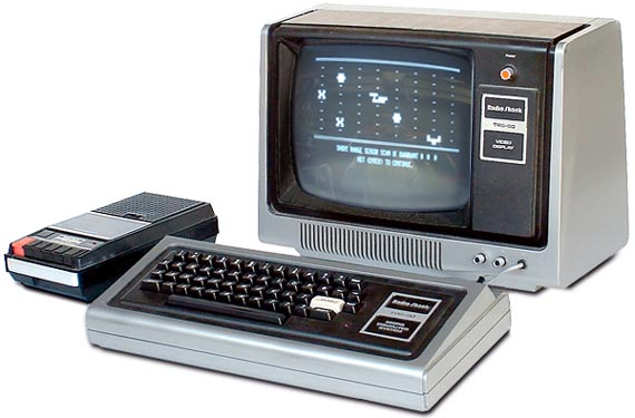 Radio Shack TRS-80 Pics, Technology Collection