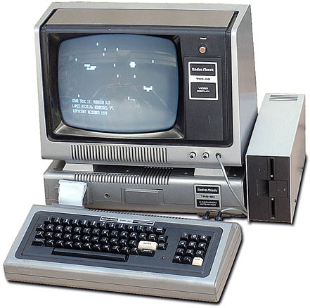 Nice Images Collection: Radio Shack TRS-80 Desktop Wallpapers