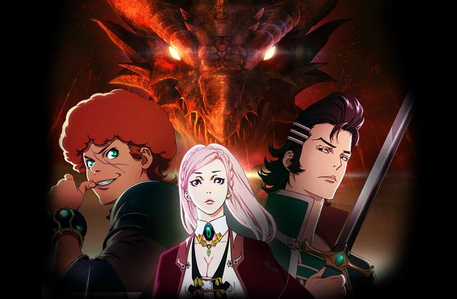 Rage Of Bahamut: Genesis wallpapers, Anime, HQ Rage Of ...