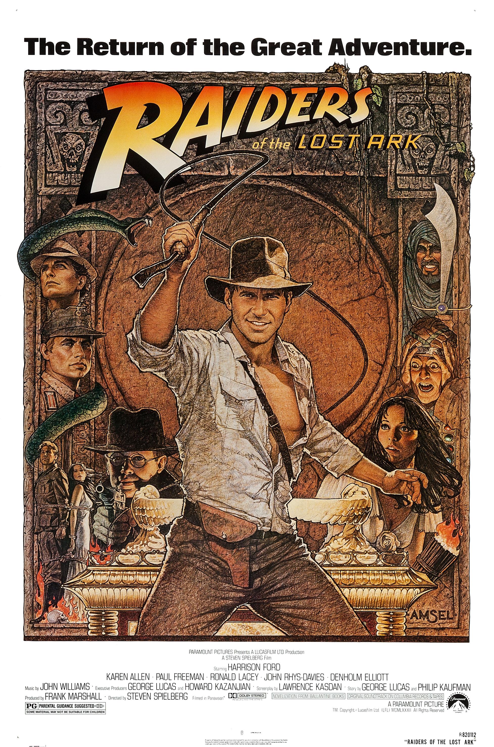 Indiana Jones Pics, Video Game Collection