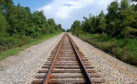 Railroad Backgrounds, Compatible - PC, Mobile, Gadgets| 468x289 px