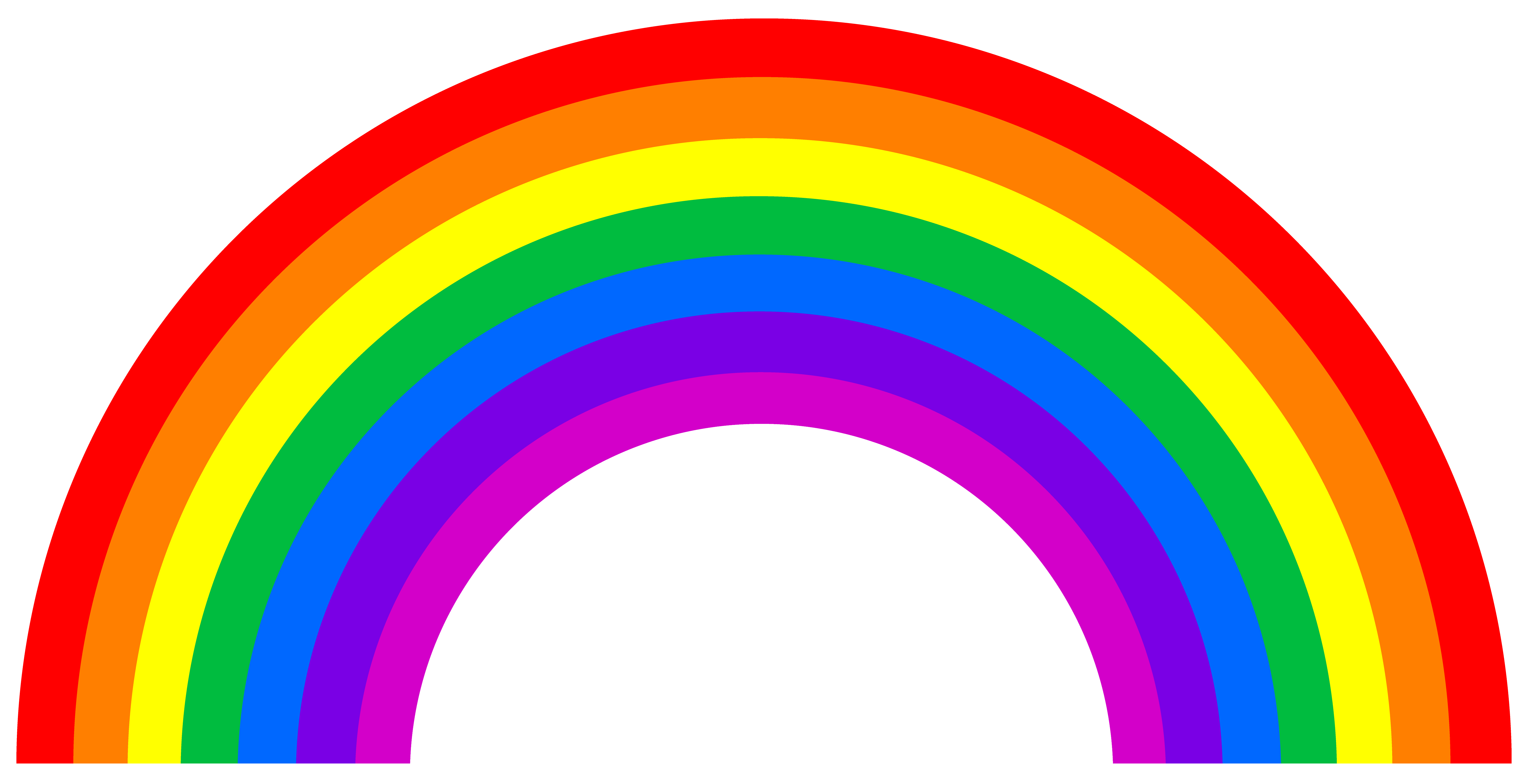 Rainbow Backgrounds on Wallpapers Vista