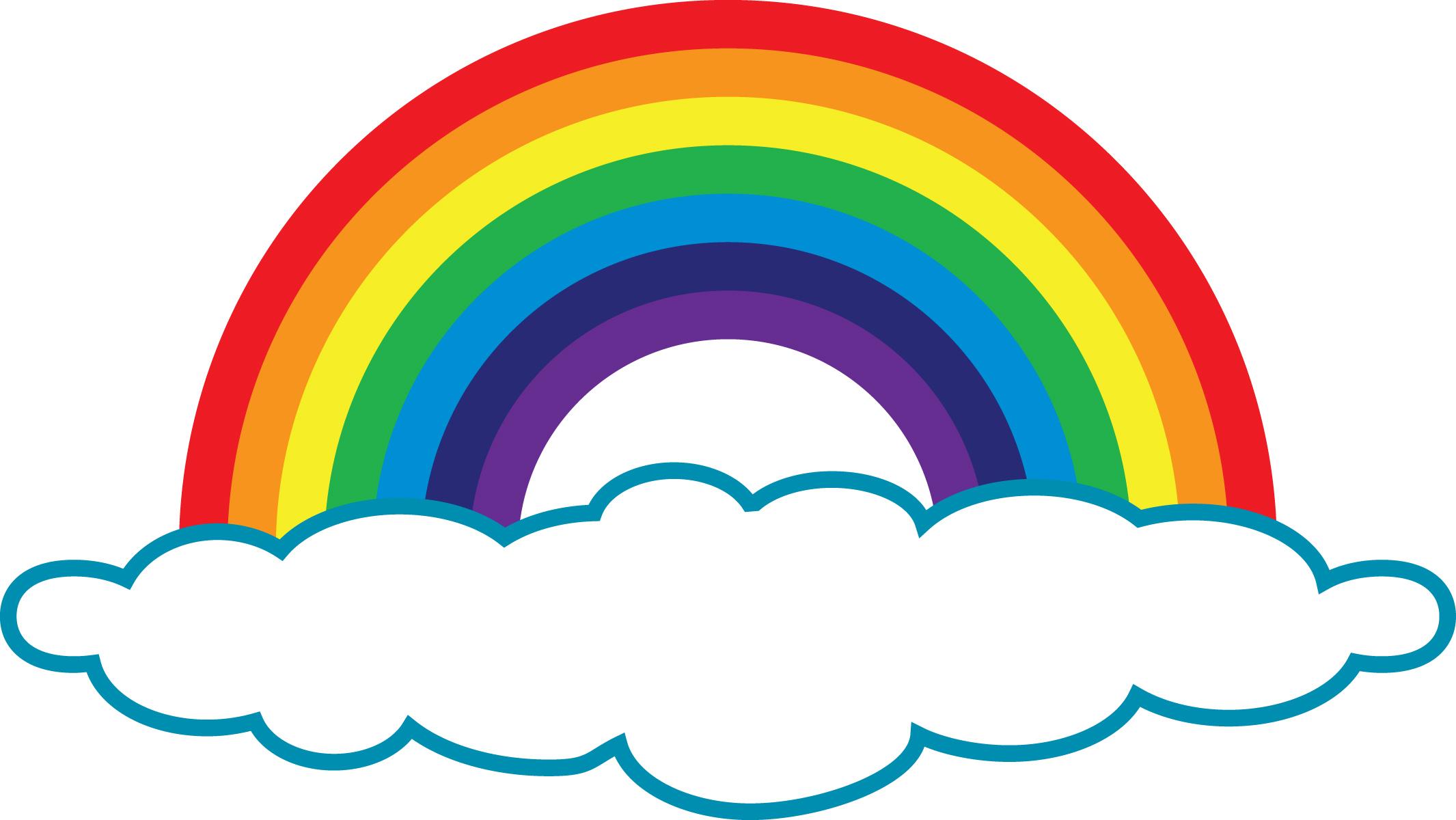 Rainbow Backgrounds, Compatible - PC, Mobile, Gadgets| 2131x1200 px