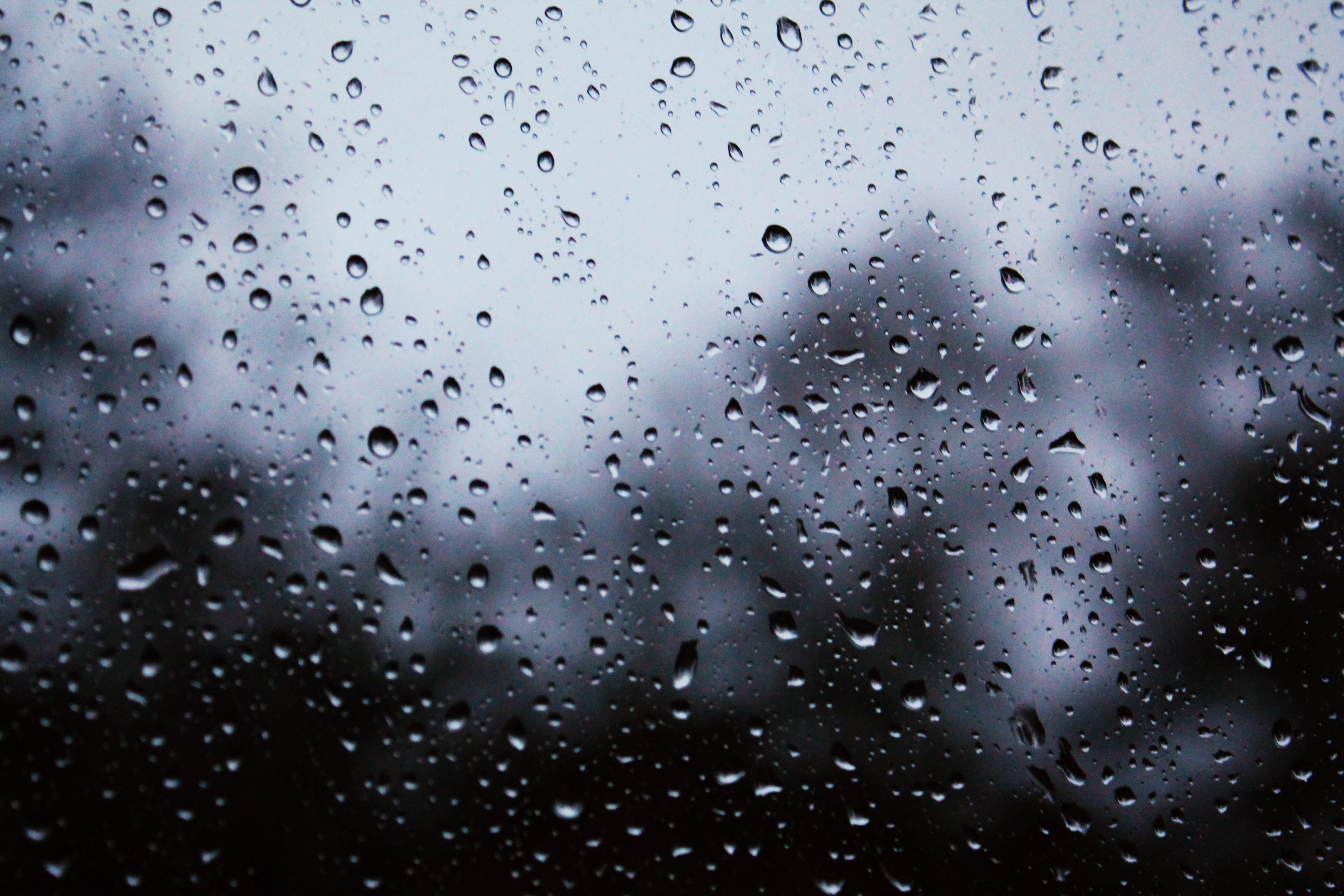 3318x2212 > Raindrops Wallpapers