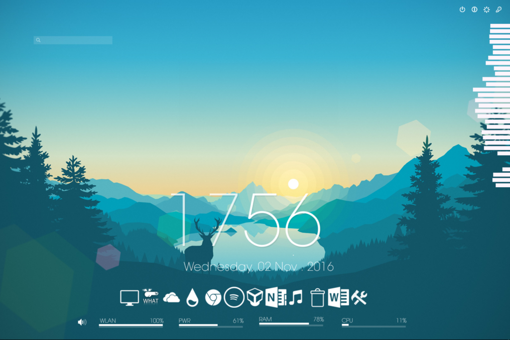 Images of Rainmeter | 1024x683