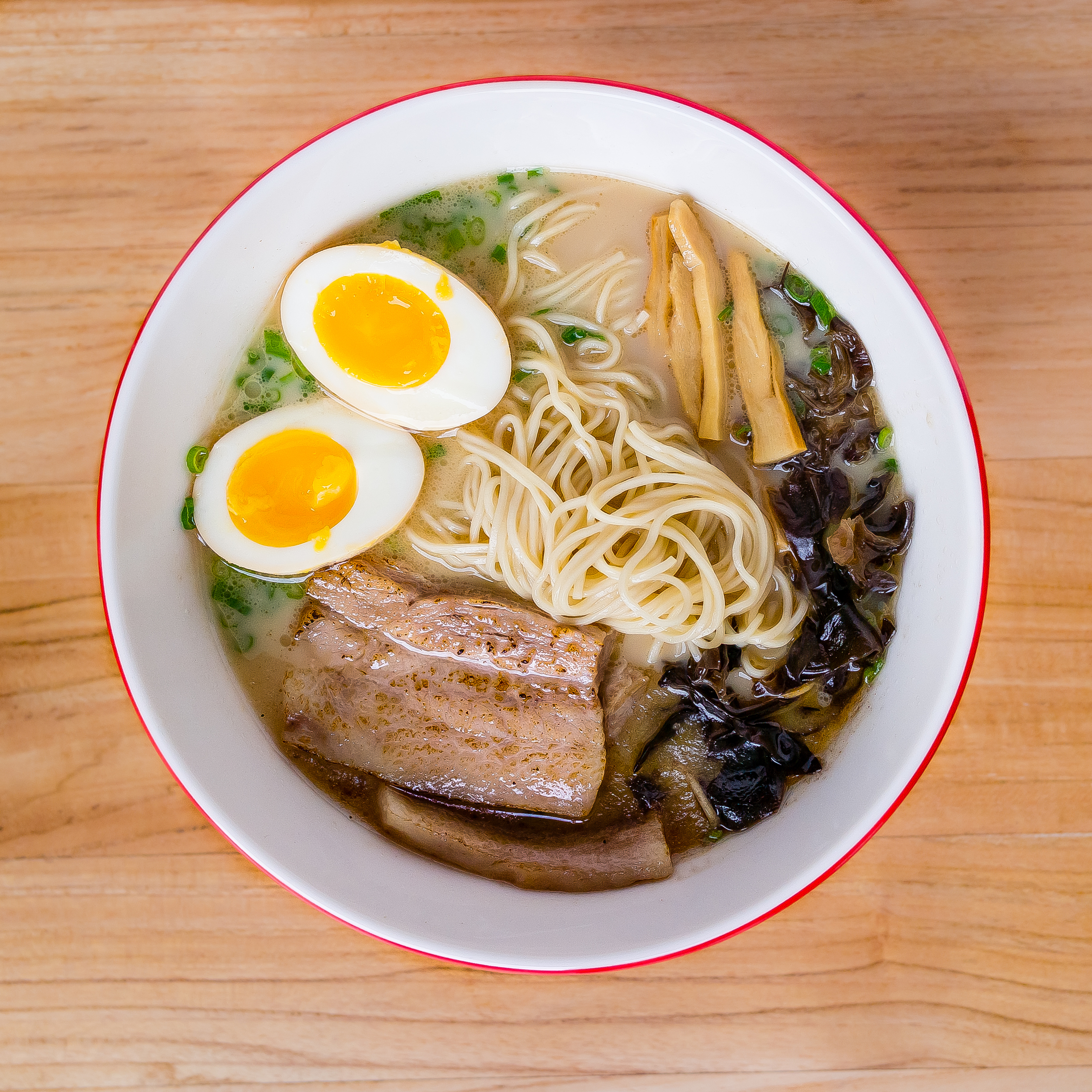 HD Quality Wallpaper | Collection: Food, 2500x2500 Ramen