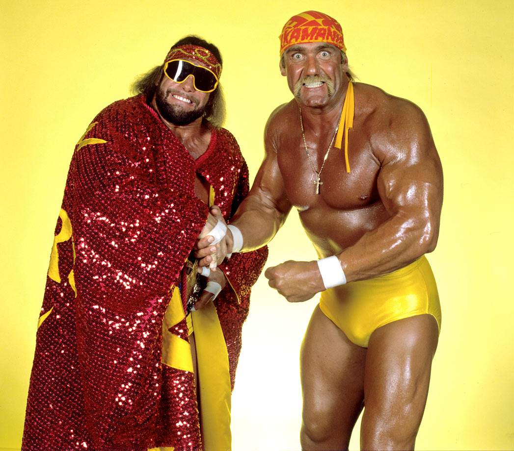 Nice Images Collection: Randy Savage Desktop Wallpapers