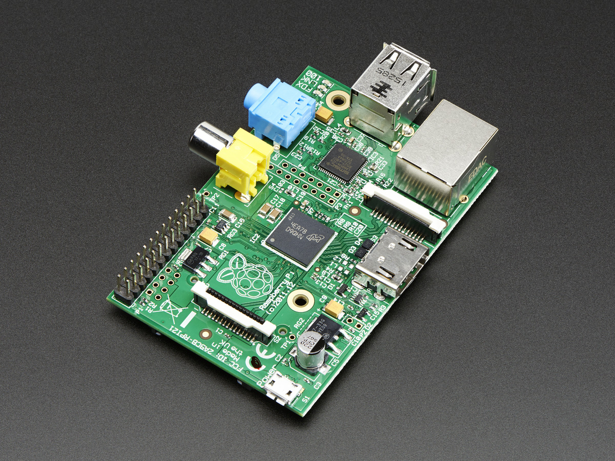 HD Quality Wallpaper | Collection: Technology, 1200x900 Raspberry Pi