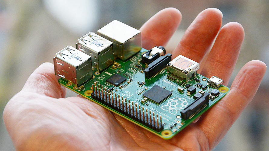 HD Quality Wallpaper | Collection: Technology, 890x501 Raspberry Pi