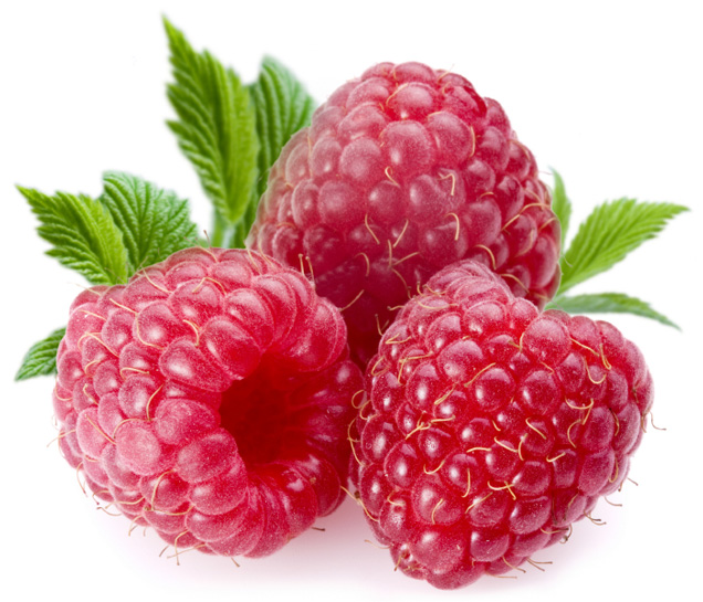 HD Quality Wallpaper | Collection: Food, 636x545 Raspberry