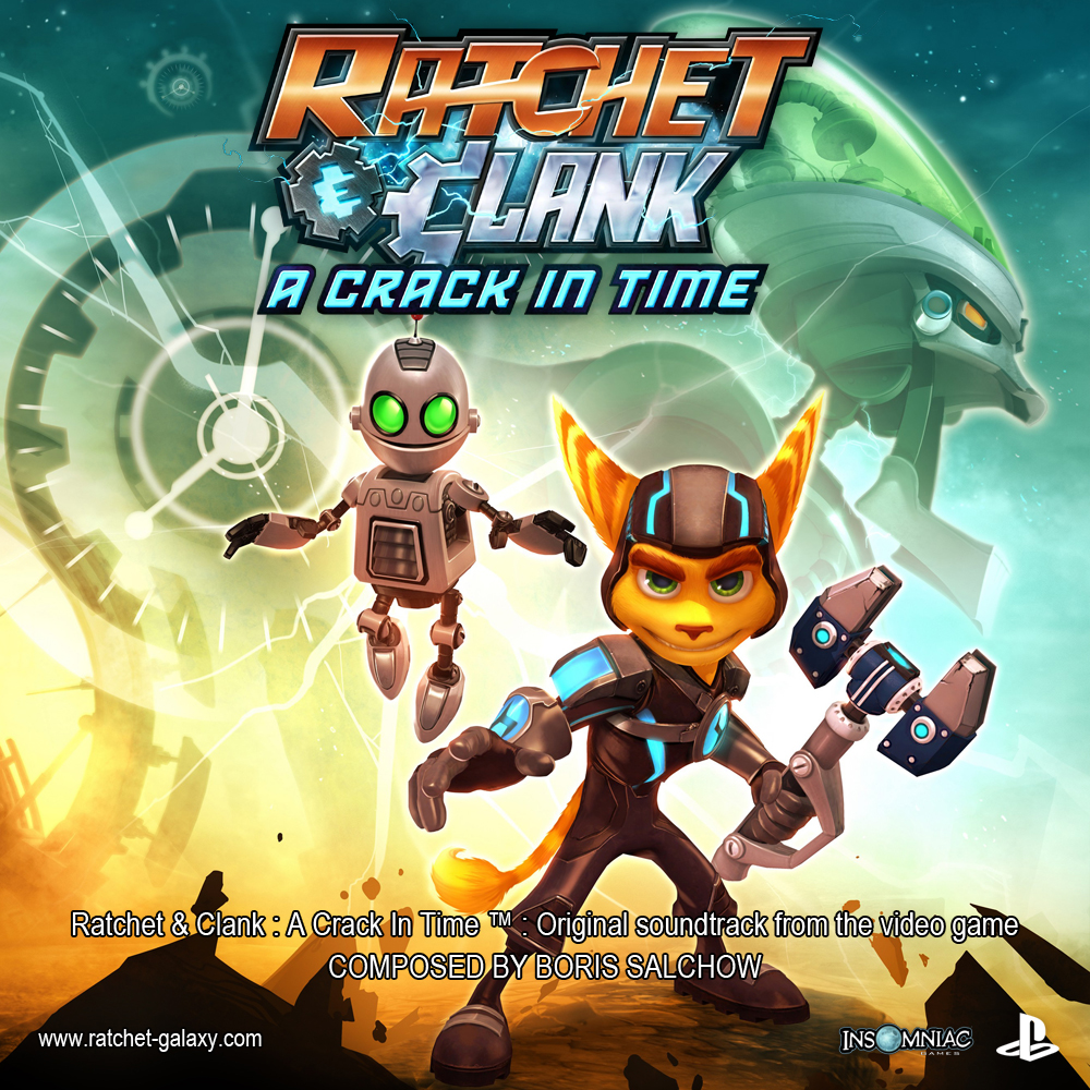 Ratchet Clank Future A Crack In Time Wallpapers Video Game Hq