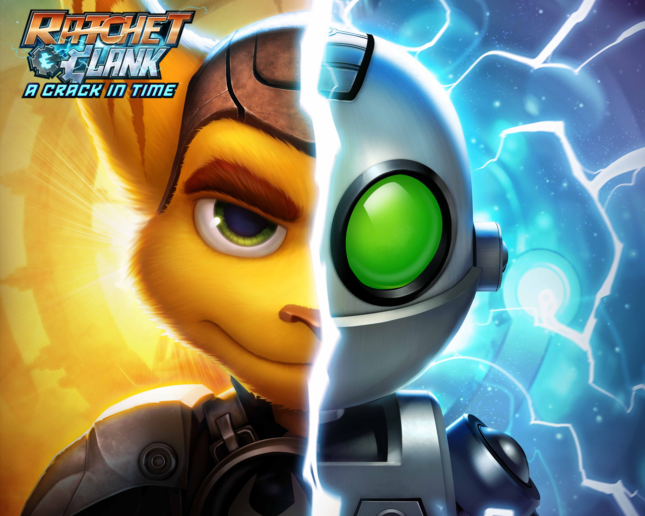 Ratchet Clank Wallpapers Video Game Hq Ratchet Clank