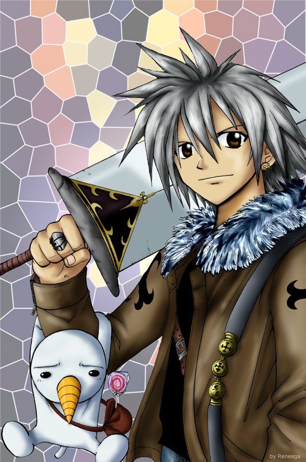 Rave Master Wallpapers Anime Hq Rave Master Pictures 4k Wallpapers 2019