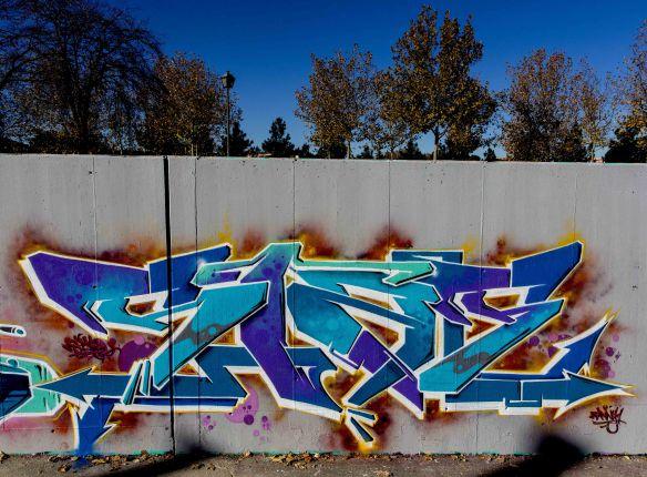 Razer Blue Graffiti Backgrounds on Wallpapers Vista
