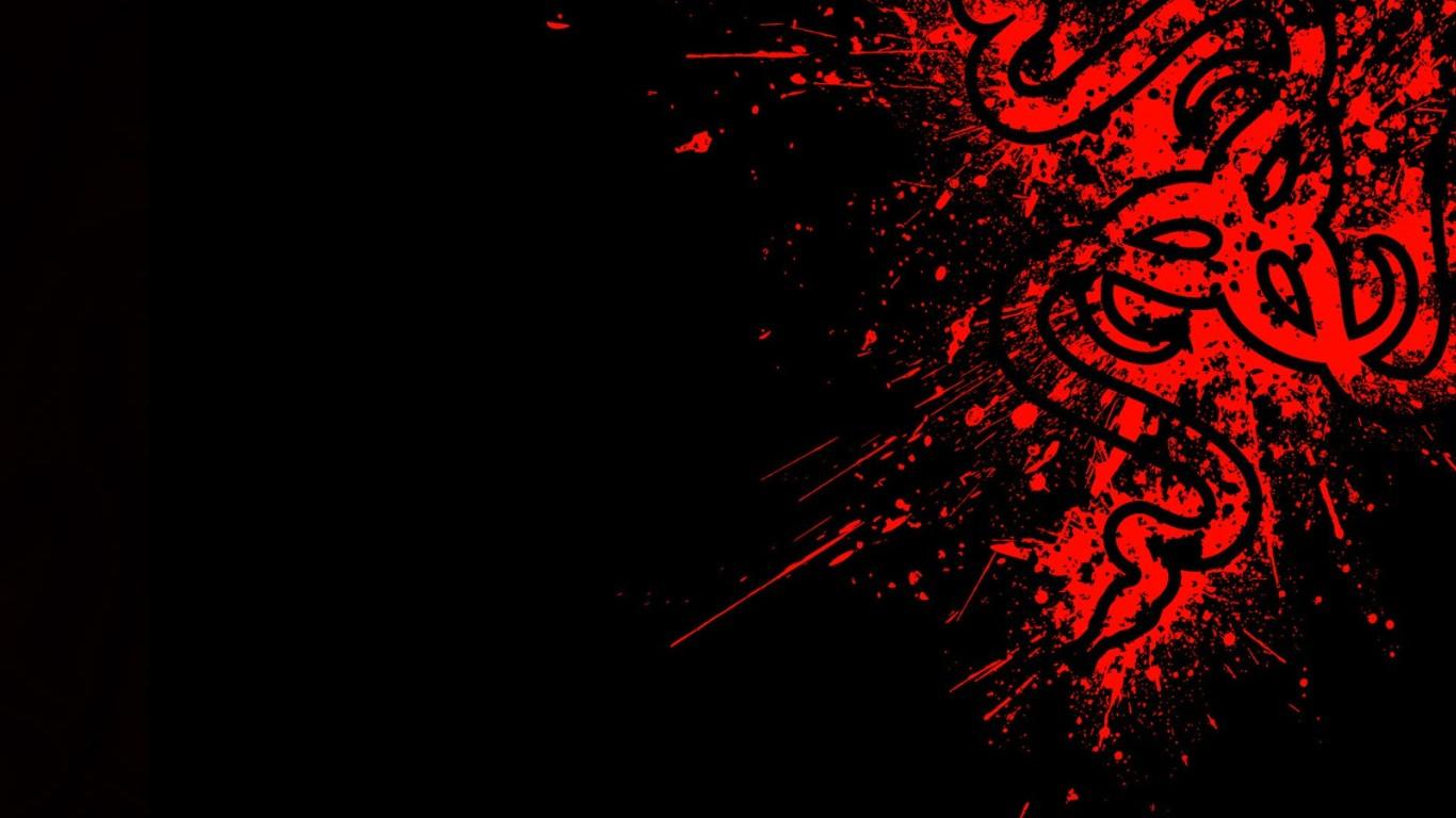 Razer Red HD wallpapers, Desktop wallpaper - most viewed