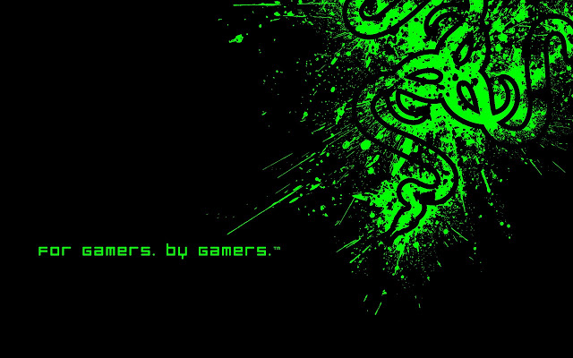 Razer High Quality Background on Wallpapers Vista