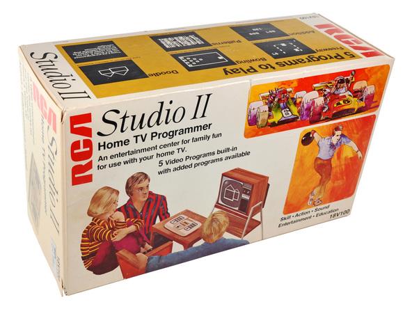 Images of Rca Studio Ii | 592x444