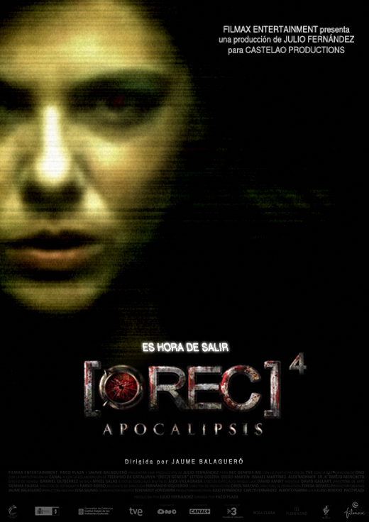 Nice Images Collection: [Rec] 4: Apocalypse Desktop Wallpapers