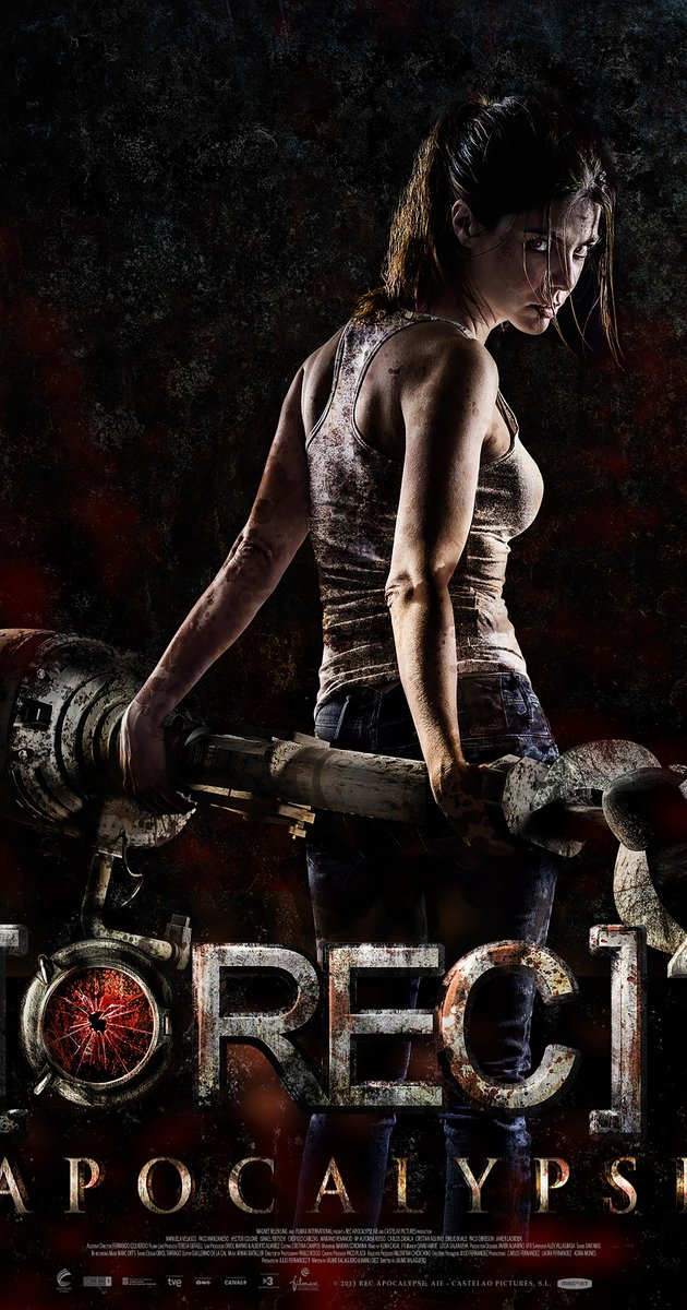 HD Quality Wallpaper | Collection: Movie, 630x1200 [Rec] 4: Apocalypse