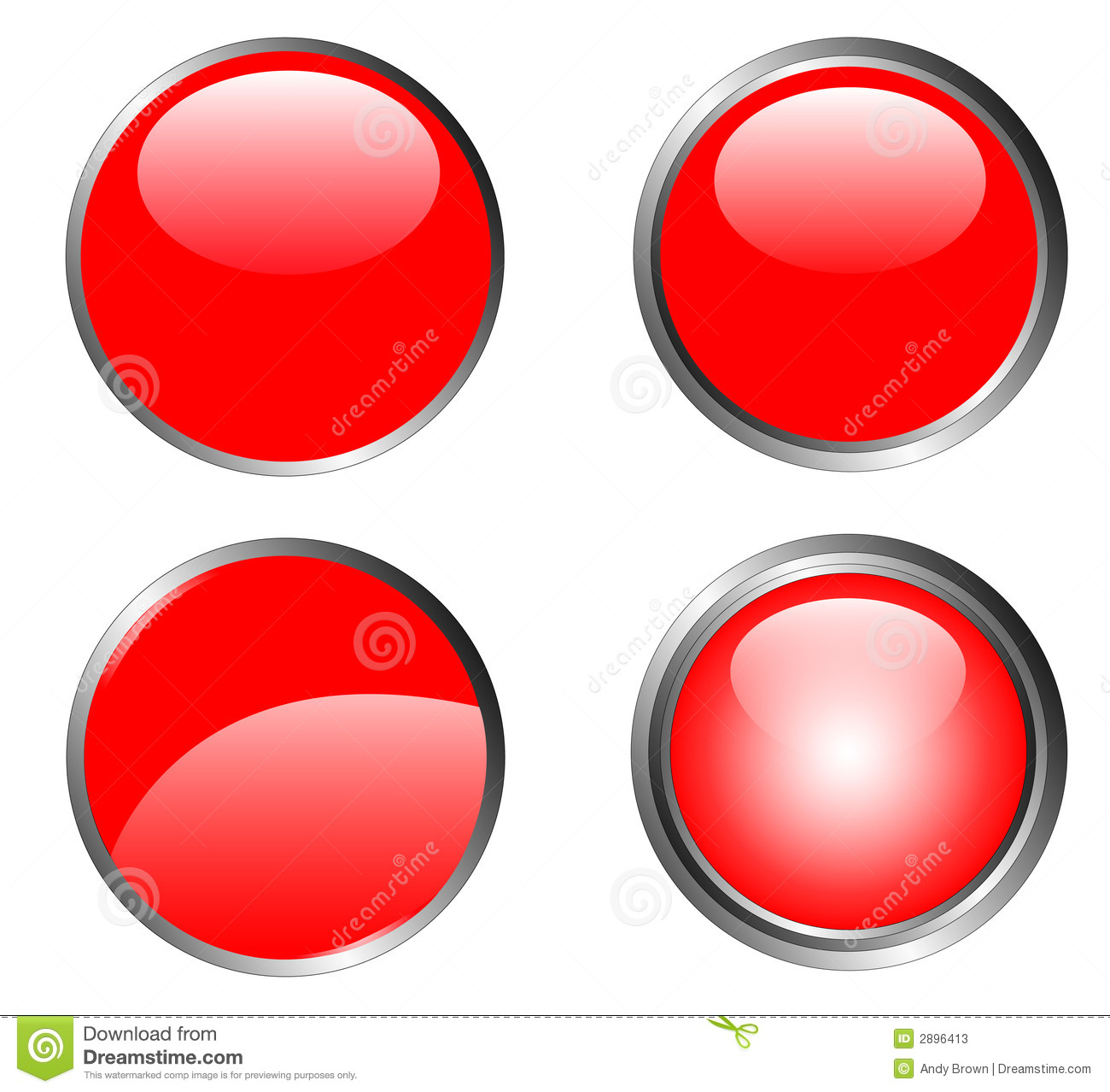 Red Buttons Backgrounds on Wallpapers Vista