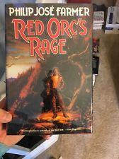 Nice Images Collection: Red Orc's Rage Desktop Wallpapers