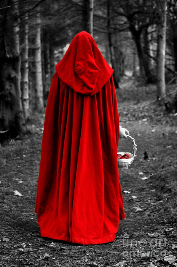 Red Riding Hood Backgrounds on Wallpapers Vista