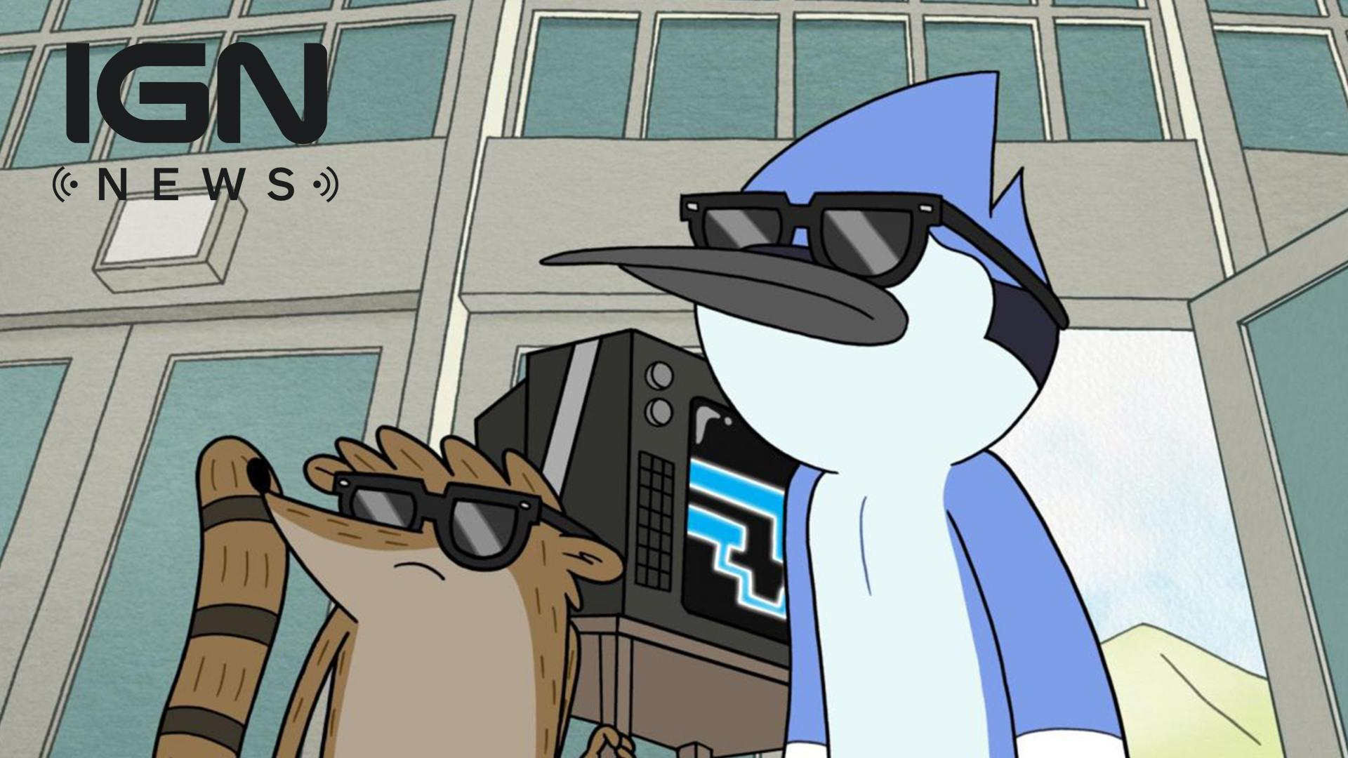 1920x1080 > Regular Show Wallpapers