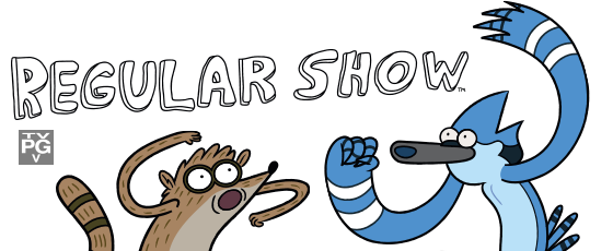 Nice wallpapers Regular Show 560x230px