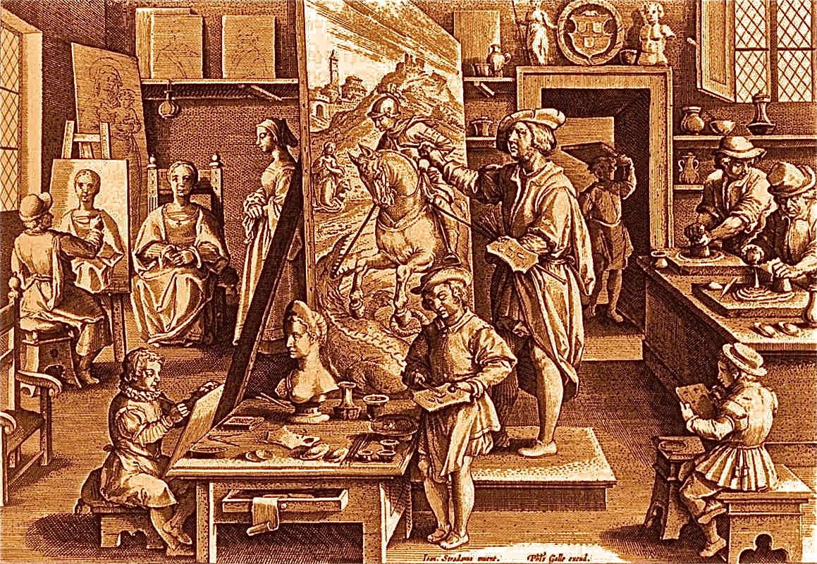 Renaissance Pics, Artistic Collection