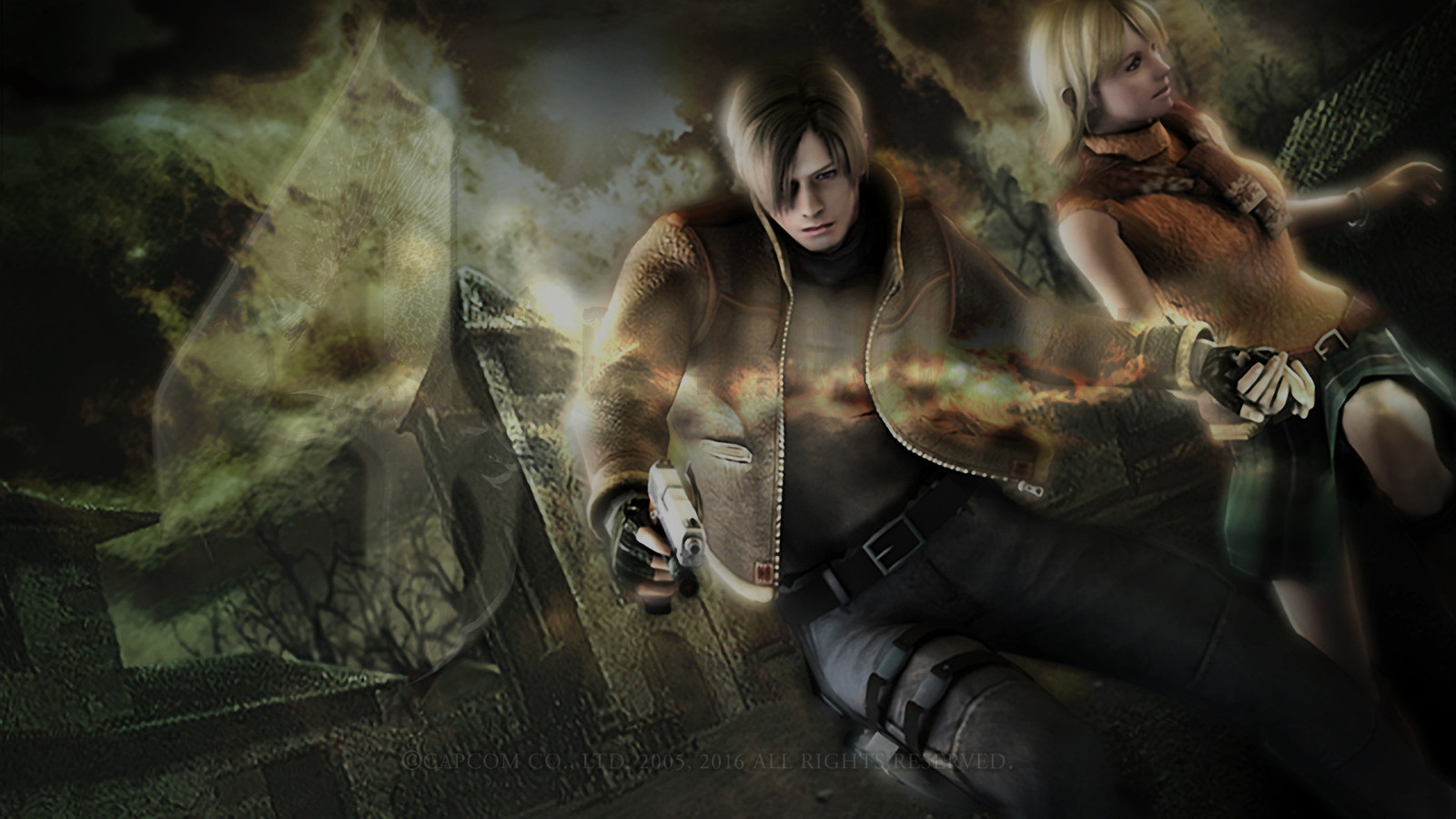 Most Viewed Resident Evil 4 Wallpapers 4k Wallpapers