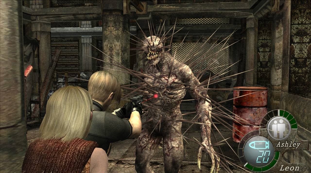 Resident Evil 4 Wallpapers Video Game Hq Resident Evil 4