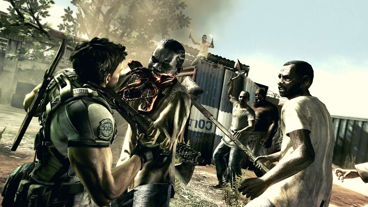 Most Viewed Resident Evil 5 Wallpapers 4k Wallpapers
