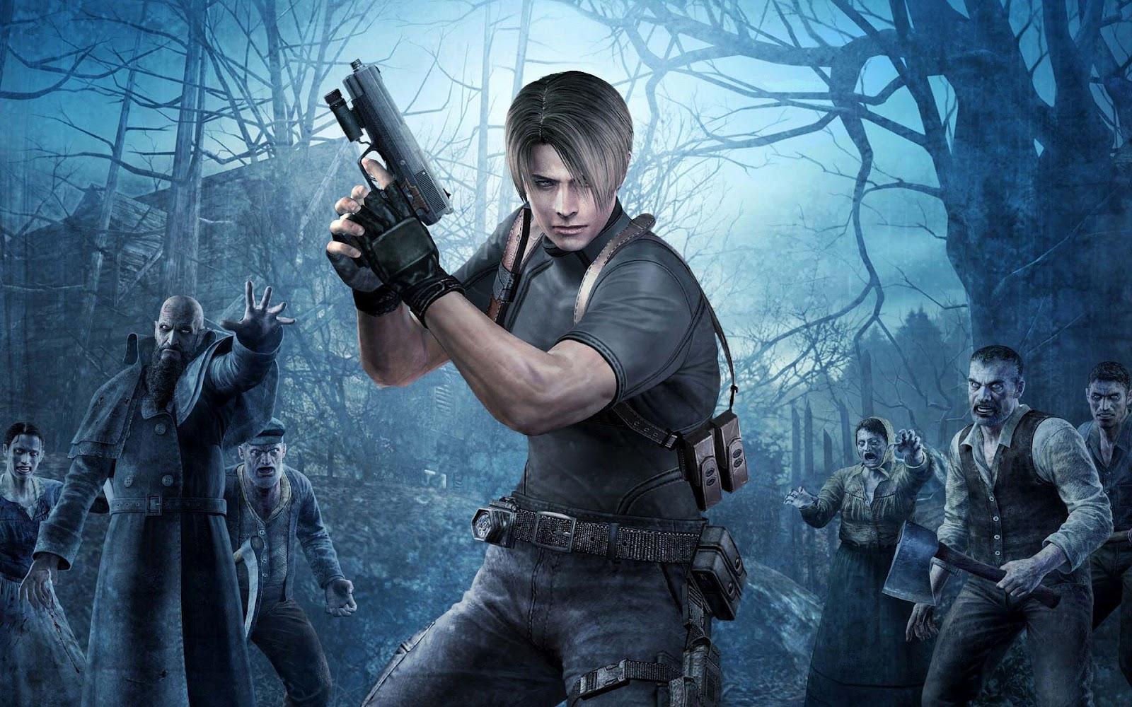 Resident Evil 4 Wallpapers Video Game HQ Resident Evil 4