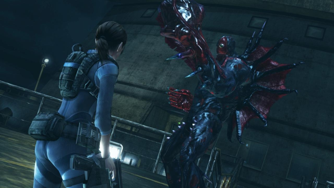 Resident Evil Revelations Wallpapers Video Game Hq Resident