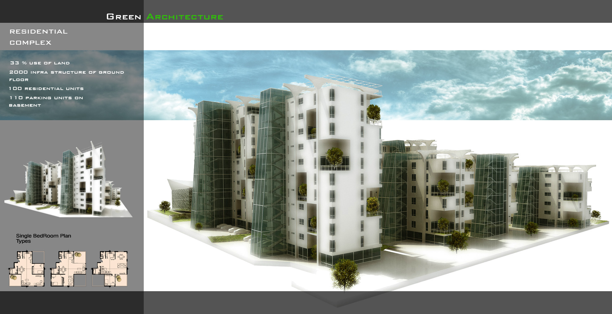 Residential Complex Backgrounds on Wallpapers Vista