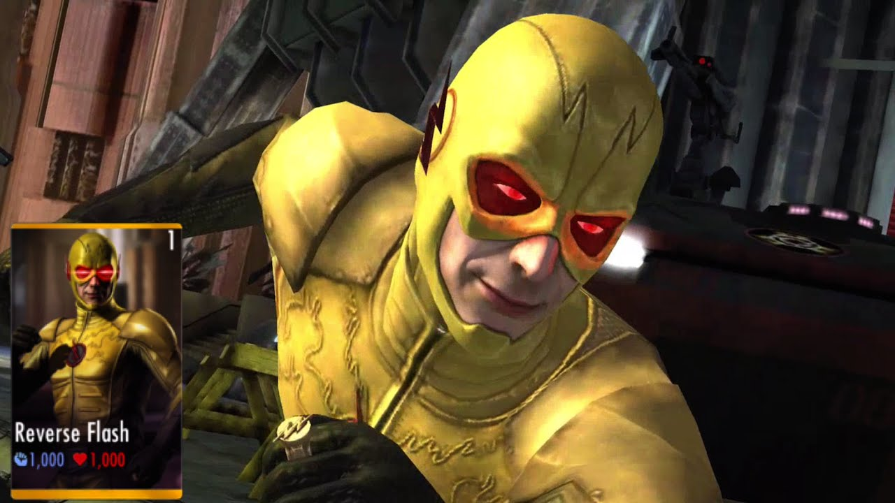 Most Viewed Reverse Flash Wallpapers 4k Wallpapers