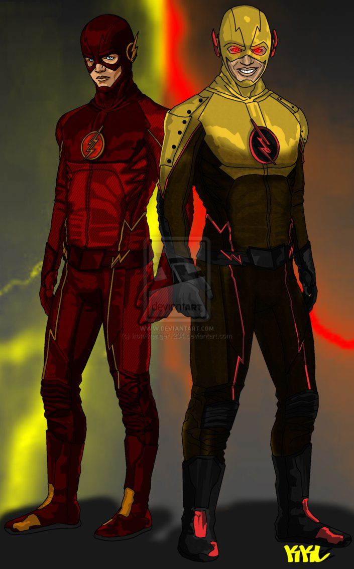 Reverse Flash Wallpapers Comics Hq Reverse Flash Pictures 4k