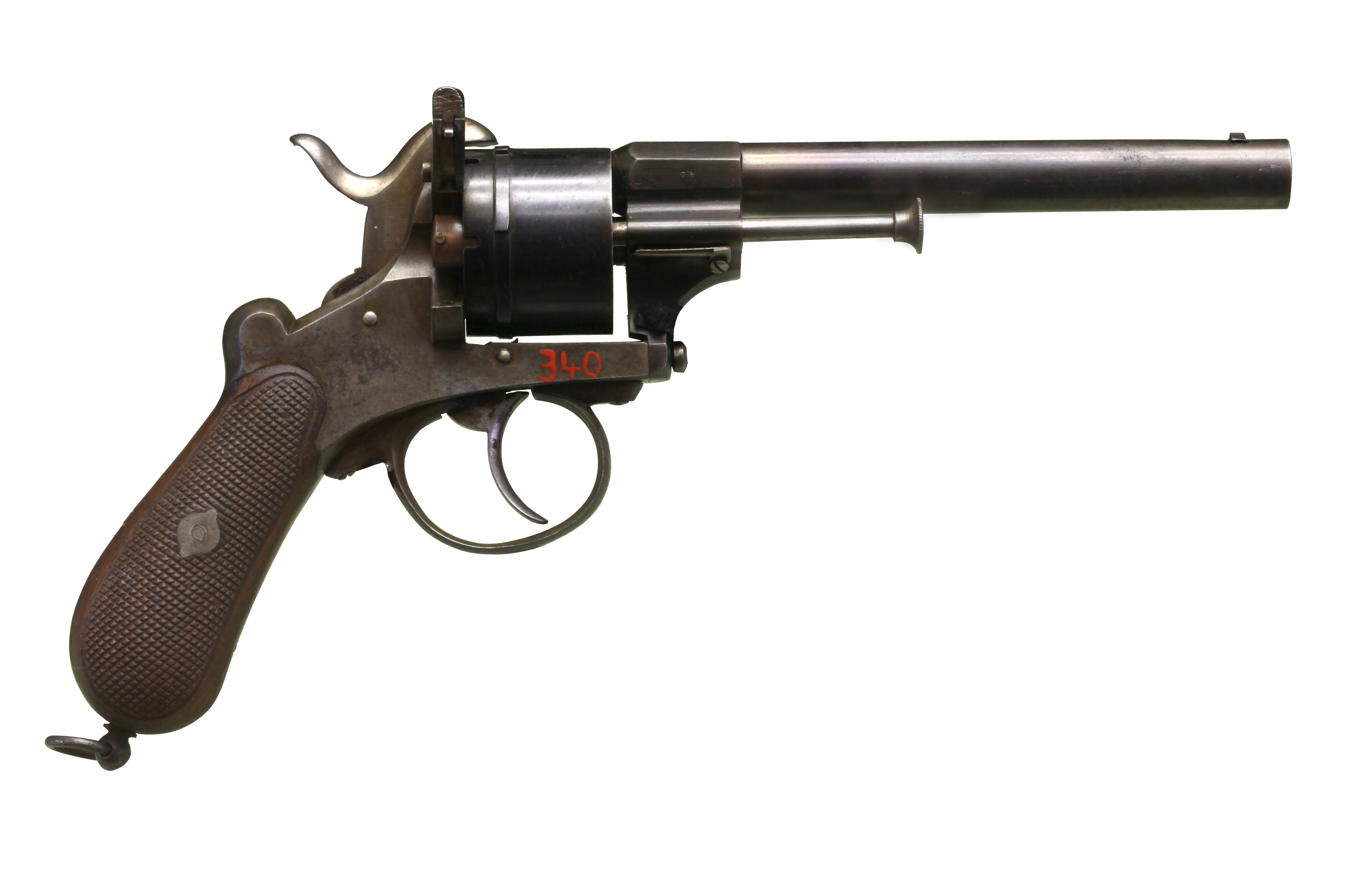 Nice wallpapers Lefaucheux Revolver 5008x3339px