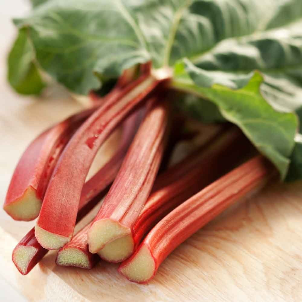 Amazing Rhubarb Pictures & Backgrounds